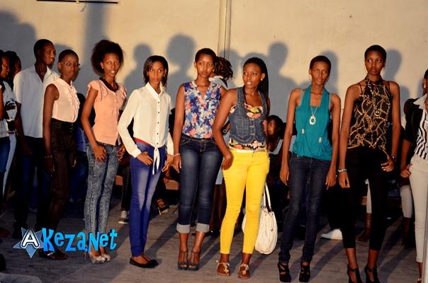 Quelques mannequins retenus (www.akeza.net)
