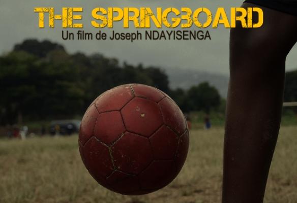 The Springboard : La première du film de Joseph NDAYISENGA ce soir à l'IFB © ITULIVE Pictures