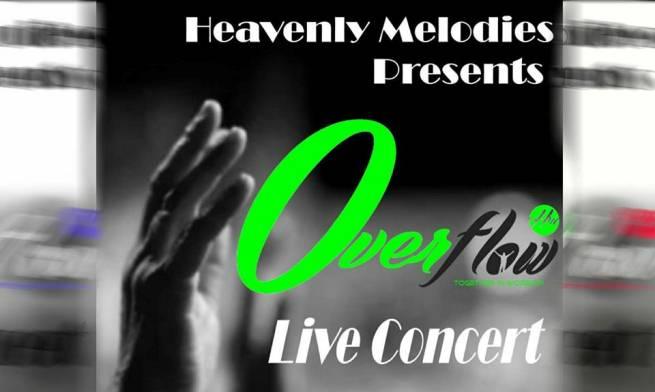 Heavenly Melodies promet de grandes choses avec le Overflow Concert (www.akeza.net)