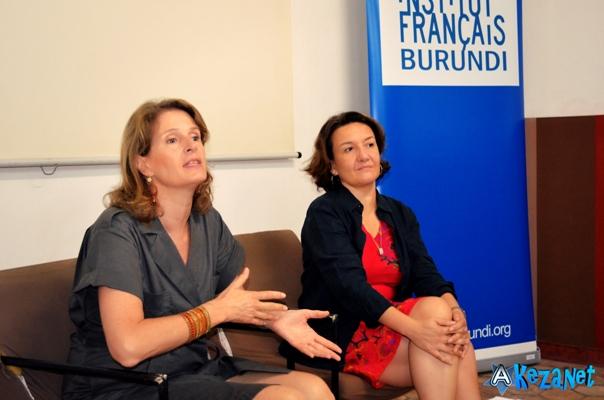 Une culturethèque et un campus France bientôt fonctionnels à l'IFB (www.akeza.net)