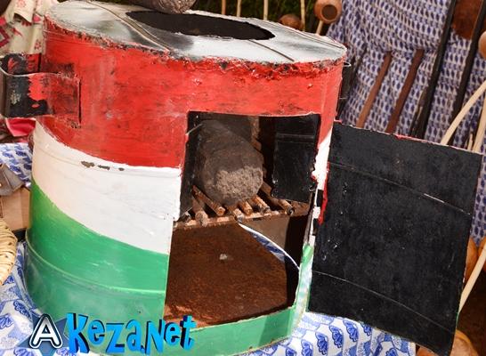 Le foyer amélioré.©Akeza.net
