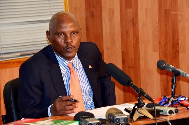 Adolphe Rukenkanya ; Ministre de la Culture.©Akeza.net