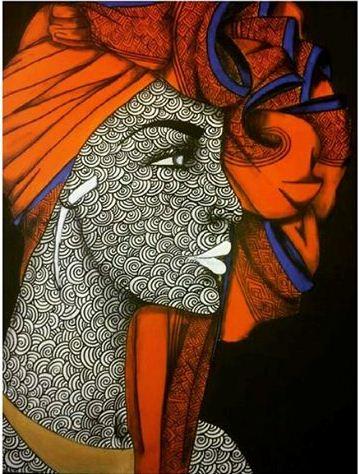Oeuvre de Nelson NIYAKIRE.(www.akeza.net)