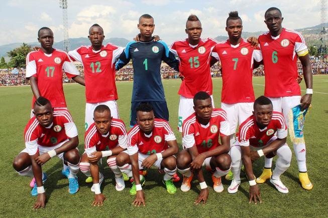 La sélection nationale (U23). (www.akeza.net)