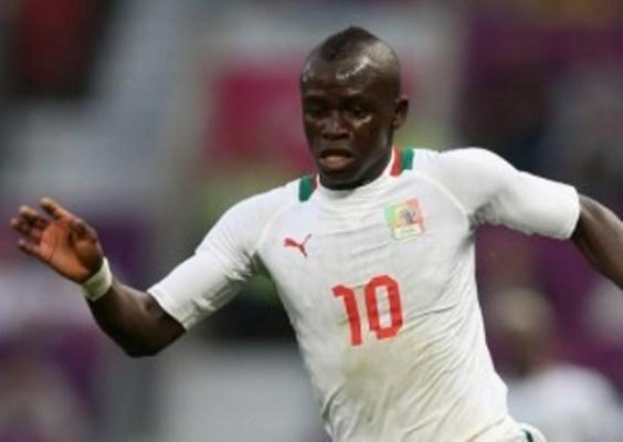 Sadio Mane, joueur Sénégalais.©DR
