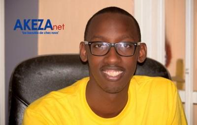 Billy CAMIRIRWA, le jeune burundais qui révolutionne le service Western Union © Akeza.net