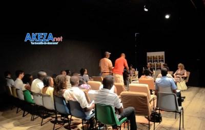 Freddy Sabimbona, Directeur artistique du festival Buja sans Tabou