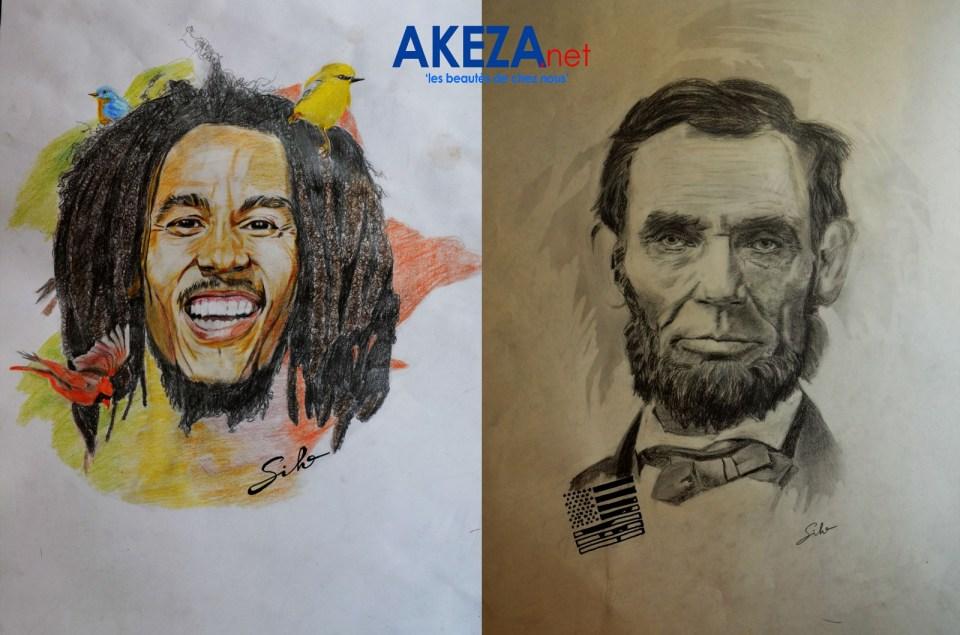 Bob Marley et Abraham Lincoln