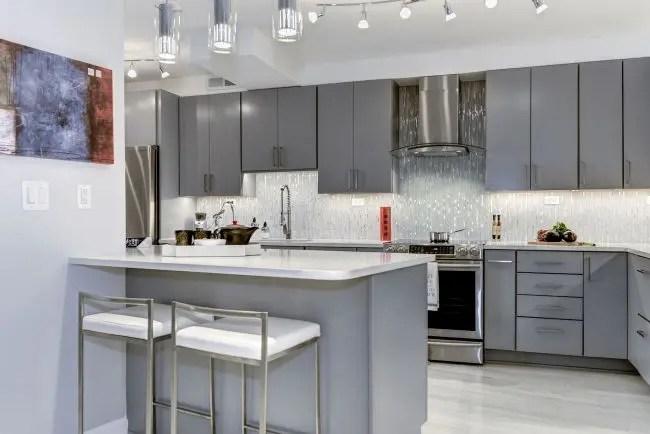 Luxury Kitchen Design, Modern Layout, Certified Designer ... on Kitchen Remodel Modern  id=57272