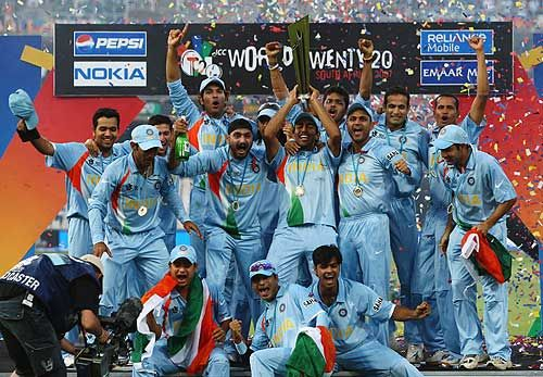 India Wins the T20 World Cup