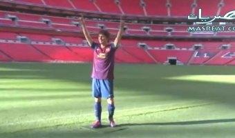 ميسي ماجيك: فيلم قصة حياة لاعب برشلونة ليونيل ميسي