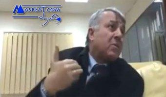 فيديو تسريب تسجيل رئيس المؤتمر الوطني العام