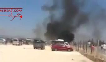 تفجيرات معبر باب السلامة على الحدود السورية التركية