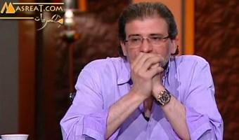 خالد يوسف يترشح في انتخابات مجلس النواب الجديد