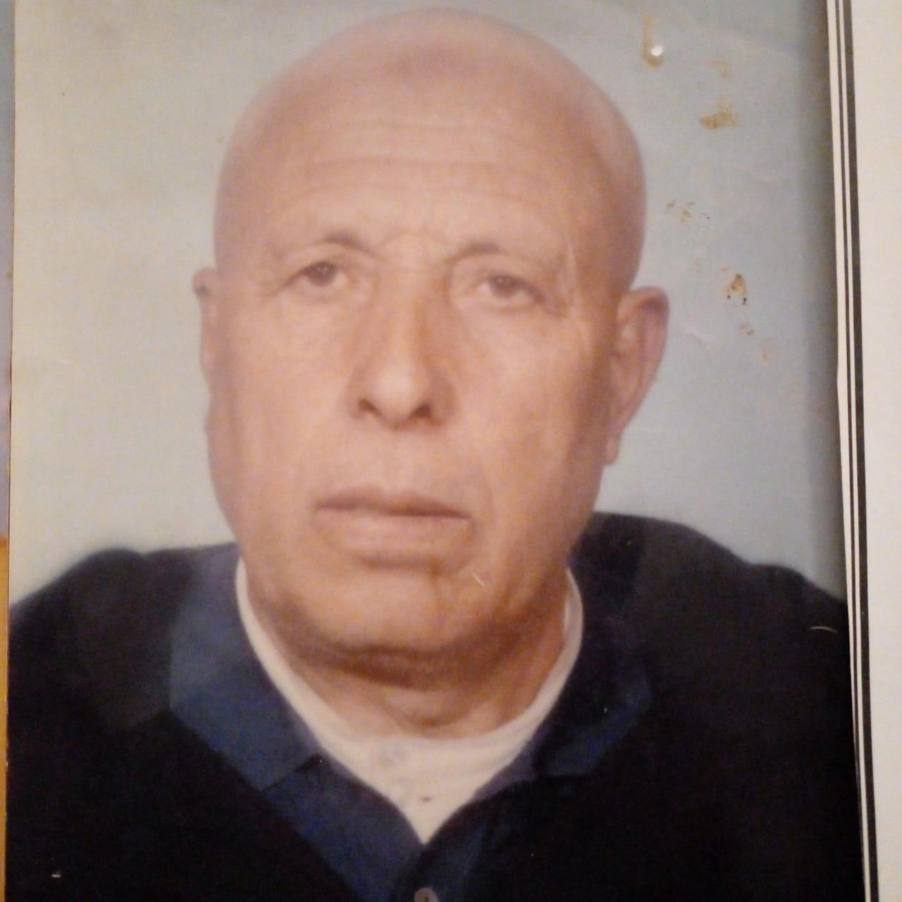 تعزية في وفاة السيد محمد برغاش التجاني