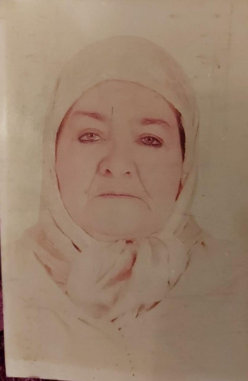 تعزية في وفاة المرحومة باتول الحمدوشي