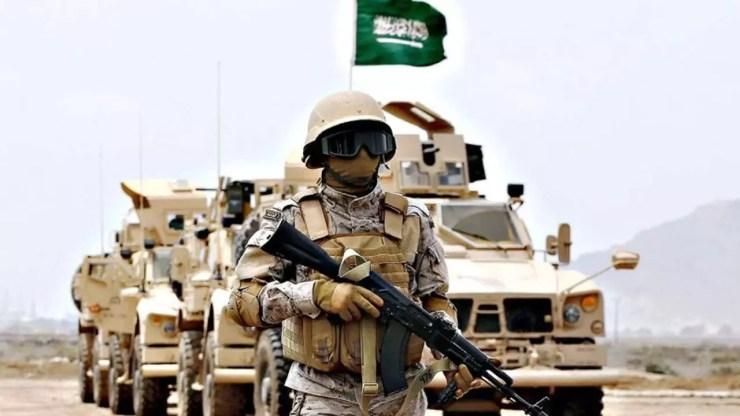 الجيش السعودي الأول إقليميًا