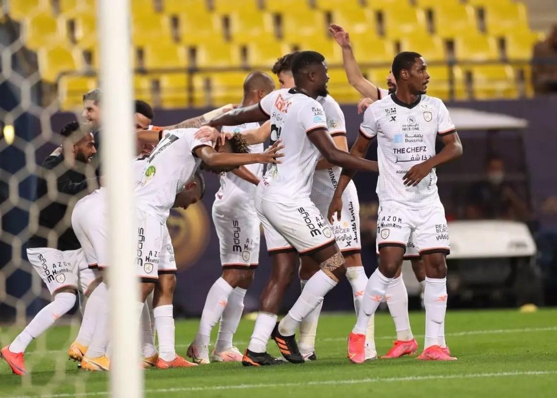 تشكيلة الشباب أمام الفتح اليوم في الدوري السعودي 2021