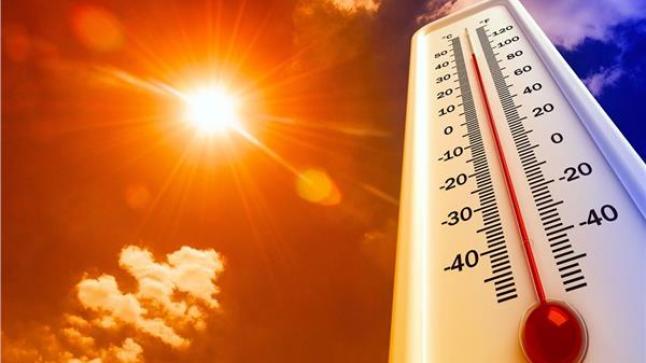 تعرف على درجات الحرارة من الغد حتى الأحد 27 يونيو
