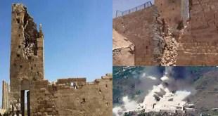 الآثار اليمنية و القصف السعودي