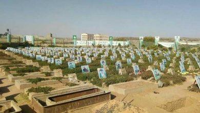 Photo of رصد لقتلى المليشيات الحوثية خلال شهر