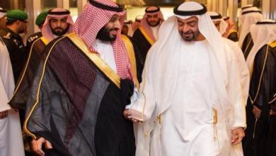 Photo of محمد بن زايد يزور جدة .. ومحمد بن سلمان على رأس مستقبليه