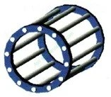 cara kerja motor listrik 3 fasa (rotor sangkar)