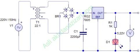 cara pengukuran dengan avometer (voltmeter) 2