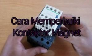 Memperbaiki Kontaktor magnet Tumbnail