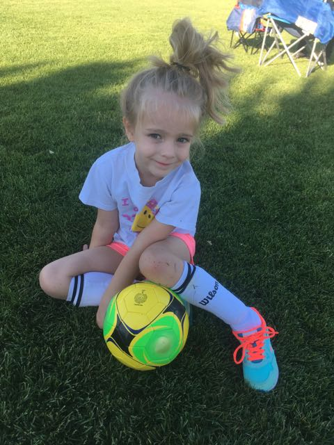 Last Days of Soccer Camp