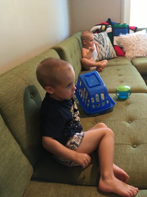 Babysitting the Pipkin's