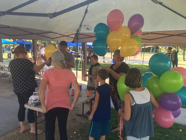 Ward Pioneer Day Celebration