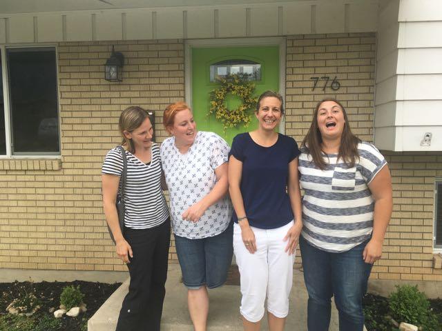 Motras Coming to Visit