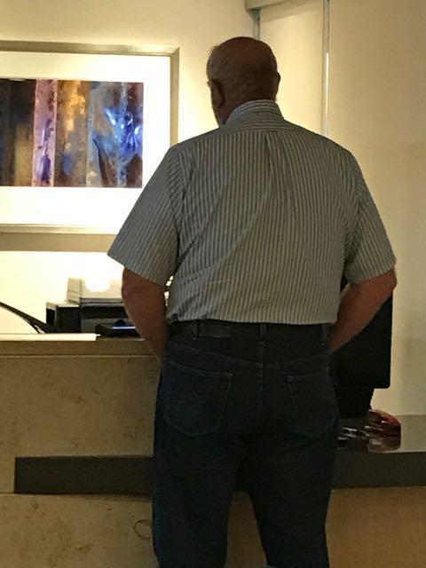 Dad's Procedure