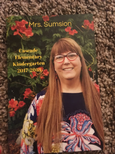 Meeting Mrs. Sumsion