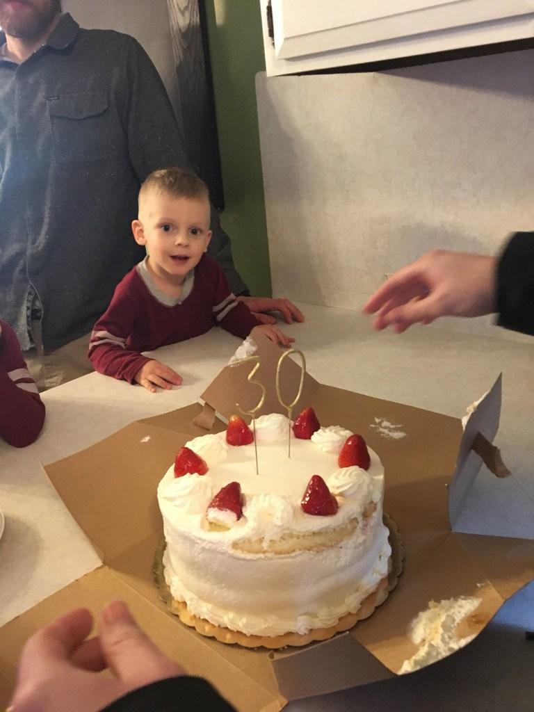 Krystin's 30th Birthday Celebration