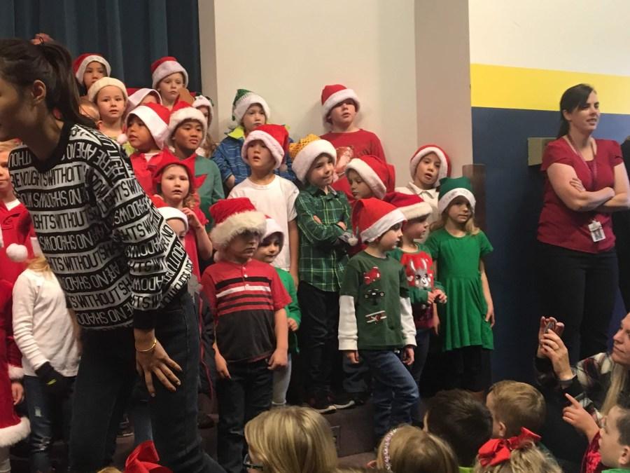 2018 Christmas Sing