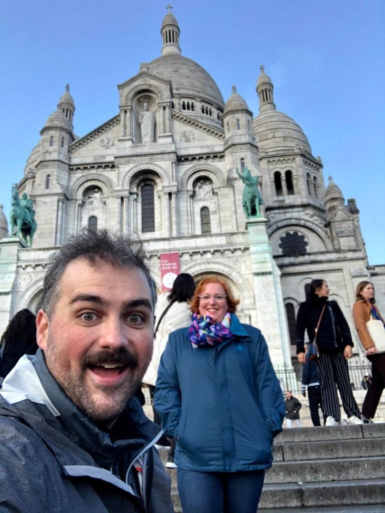 Paris Day 3: Sacré-Cœur and Macaroons