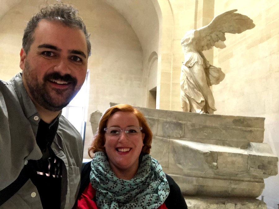 Paris Day 5: The Luvre