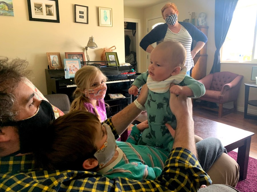 The Kids and Karl Meet SIMON!!! Again and Offically