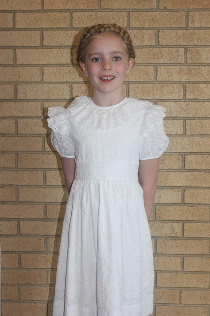 Mirah's 8th Birthday: The Baptism