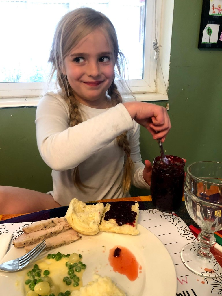 Thanksgiving 2020: Cereal, Parade, Cooking, Feast, First Annual Thanksgiving Day Ball