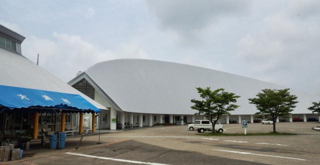 大潟村干拓博物館(大潟村)