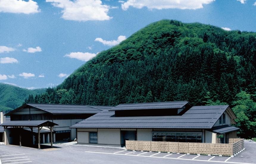 上畑温泉さわらび(横手市増田町)