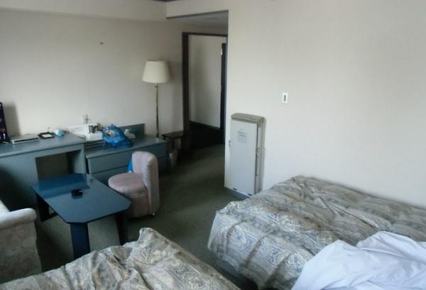 ホテルクラウンヒルズ高岡客室