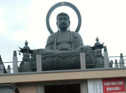 高岡大仏梵字