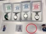 コナンインディペンデント腕時計