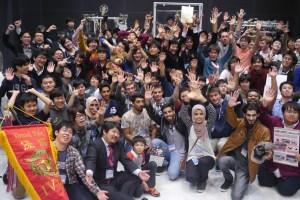 図5:国際学生VRコンテストIVRC2015