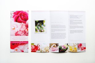 PROJECT: Brochure CLIENT: Preserved Flower Association of America COMPLETED: August 2012