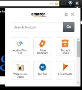 amazon 1Button extension